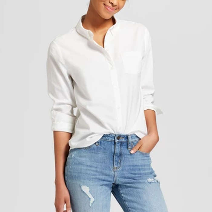 38e6f8f9 10 Best White Button-Down Shirts 2019 | Rank & Style