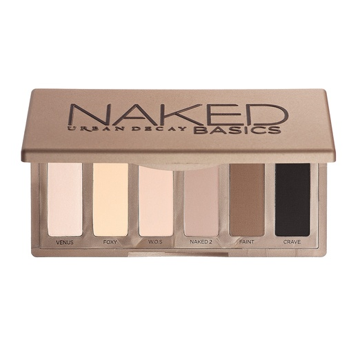 Best The Best Beauty Products to Have On Board Your Next Flight - Urban Decay Naked Basics Palette