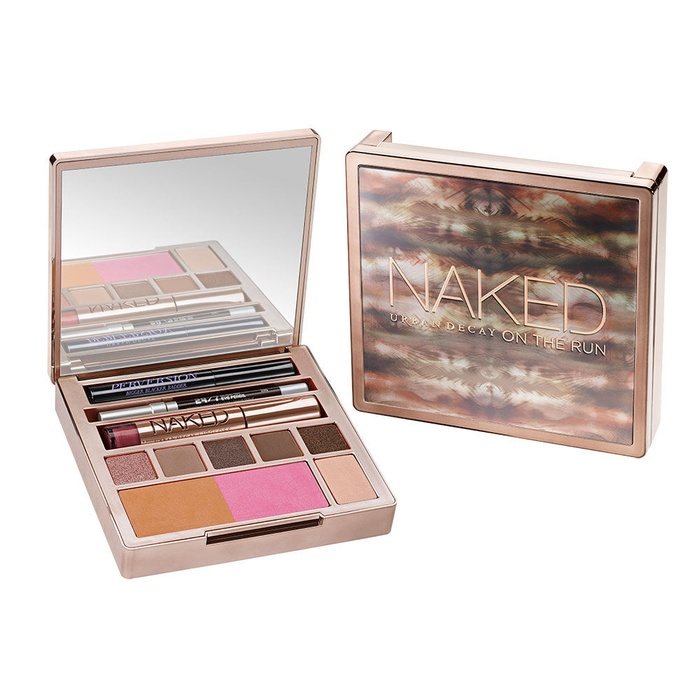 Best Winter Makeup Palettes - Urban Decay Naked On The Run Palette