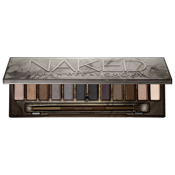 Best The Best Makeup To Wear To Weddings - Urban Decay Naked Smoky Eye Palette