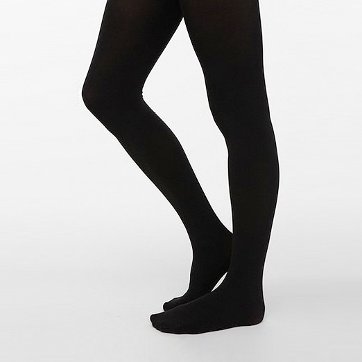 Best Black Tights - Urban Outfitters Opaque Tight