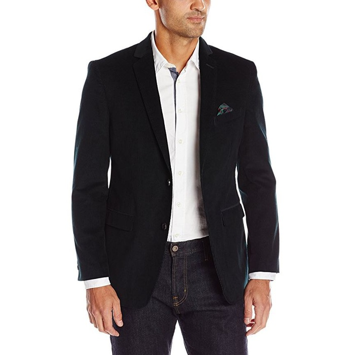 Best Men's Casual Blazers and Sports Coats - U.S. Polo Assn. Men's Corduroy Sport Coat