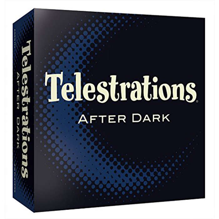 Best Game Night Games - USAopoly Telestrations After Dark Board Game