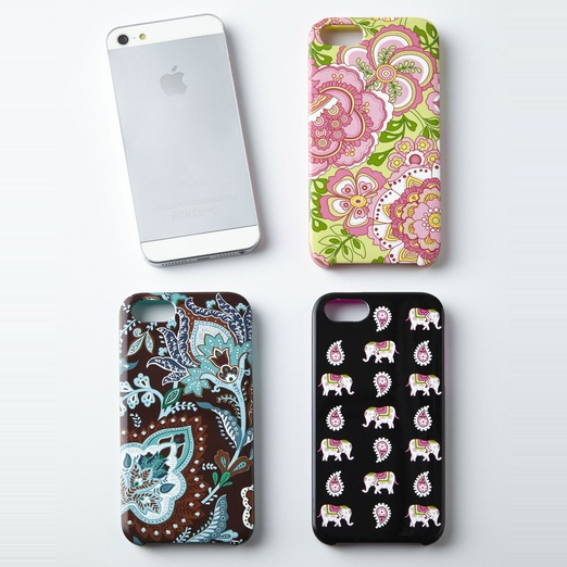 Best Graphic iPhone Cases Under $50 - Vera Bradley Hyrbrid Hardshell Case