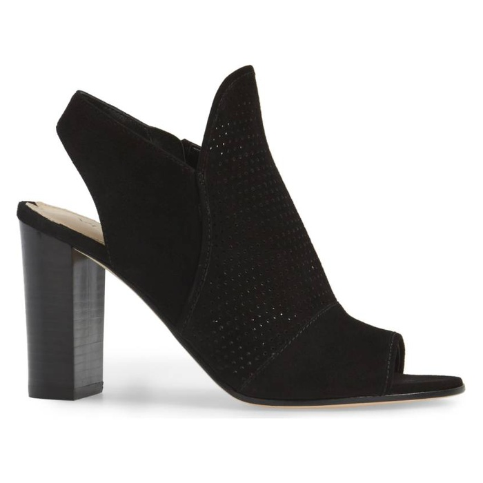 Best Fall Fashion Finds on Sale - Via Spiga Gaze Block Heel Sandal