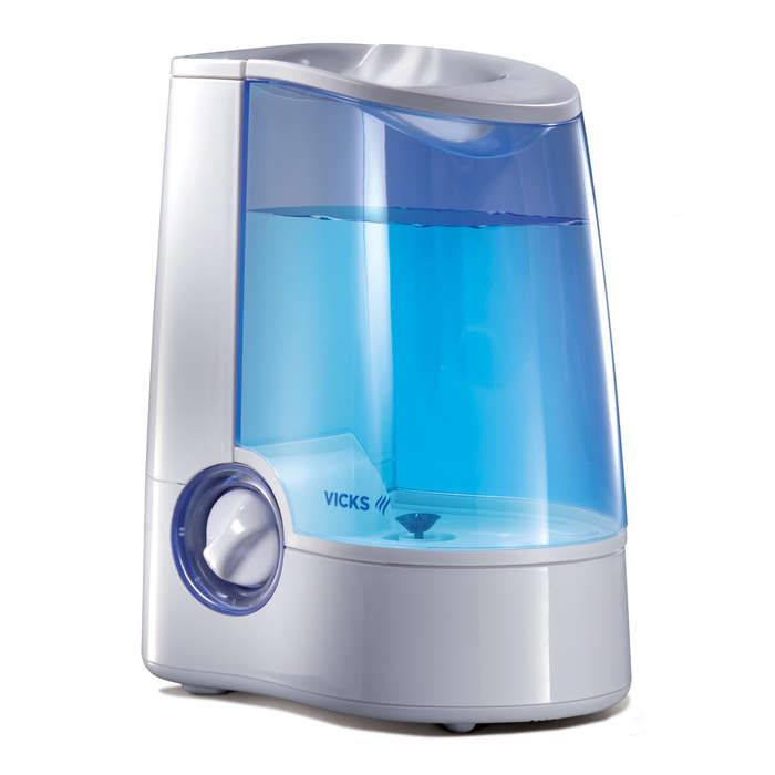 Best Humidifiers - Vicks Warm Mist Humidifier