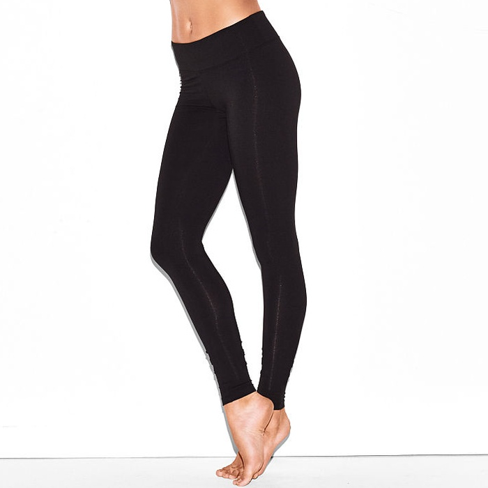 Best Black Leggings - Victoria's Secret PINK Lounge Leggings