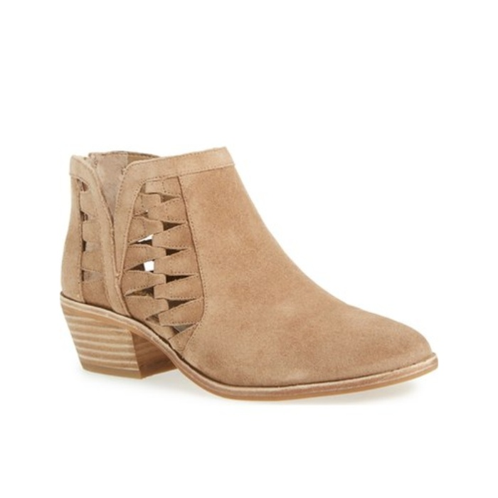 Best Booties On Sale - Vince Camuto Peera Cutout Bootie