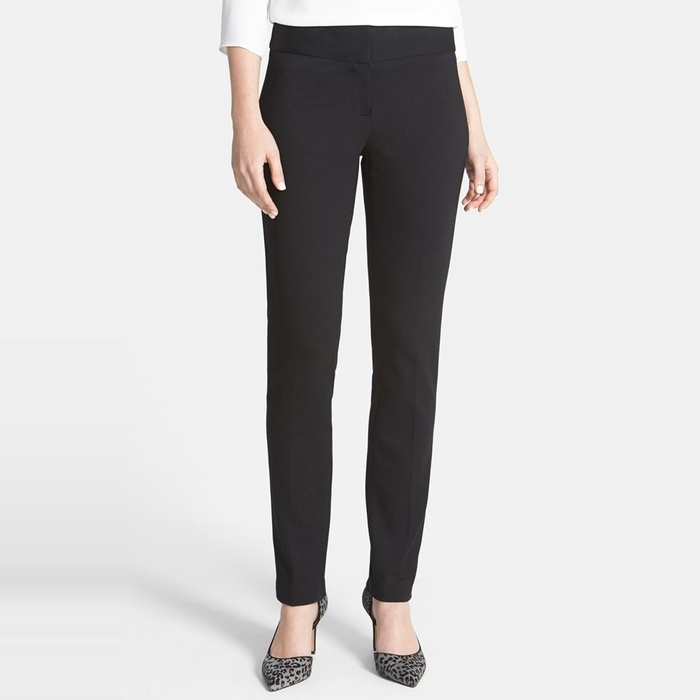 Best Work Pants Under $100 - Vince Camuto Ponte Knit Ankle Pants