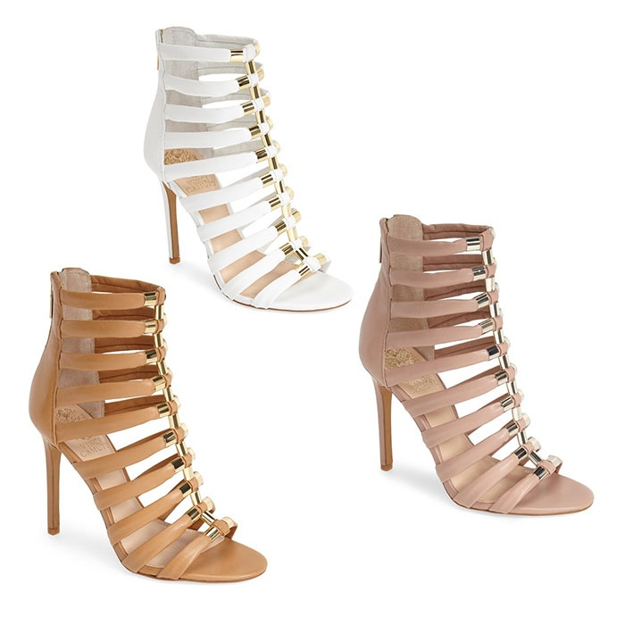 Best Gladiator Sandals Under $200 - Vince Camuto Troy Gladiator Sandal
