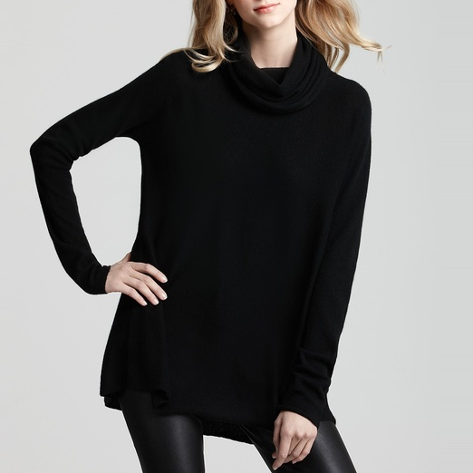 Best Cashmere Sweaters - Vince Cashmere Cowl Neck Sweater