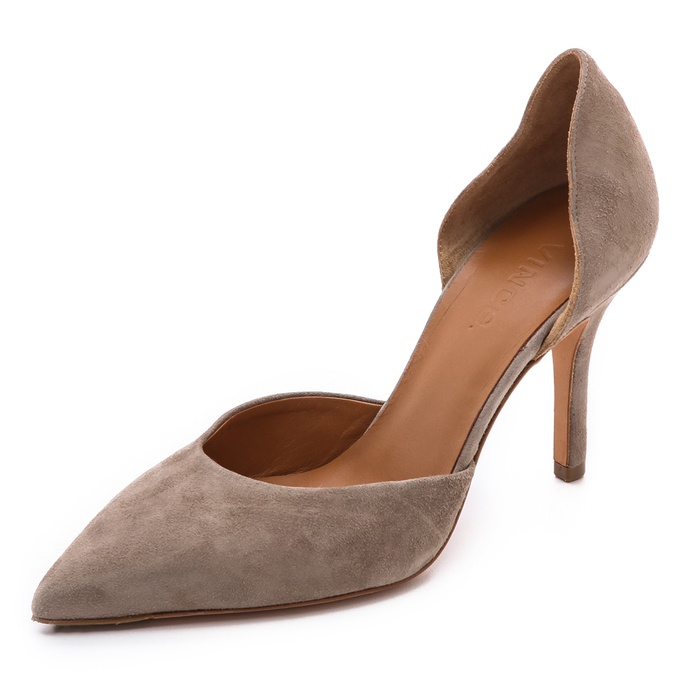 Best D'Orsay Pumps - Vince Celeste d'Orsay Pumps