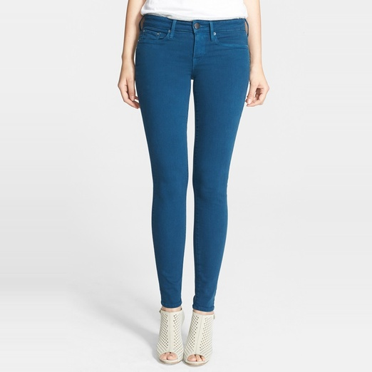 Best Jewel-Toned Denim - Vince 'Riley' Denim Leggings