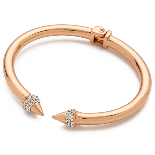 Best Jewels that Make the Best Statement this Season! - Vita Fede Mini Titan Crystal Bracelet