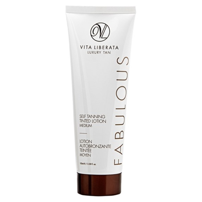 Best Self Tanners - Vita Liberata Fabulous Tinted Self Tanning Lotion