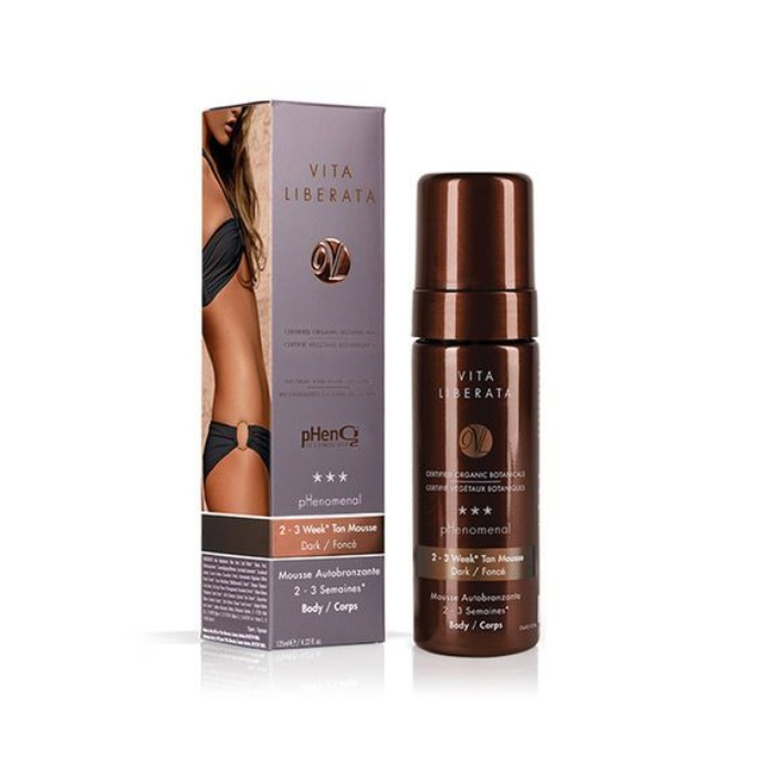 Best Self Tanners - Vita Liberata pHenomenal 2-3 Week Tan Mousse & Tanning Mitt Duo