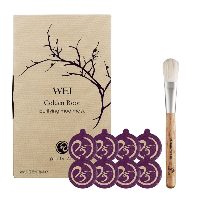 Best Natural Face Masks - WEI Golden Root Purifying Mud Mask