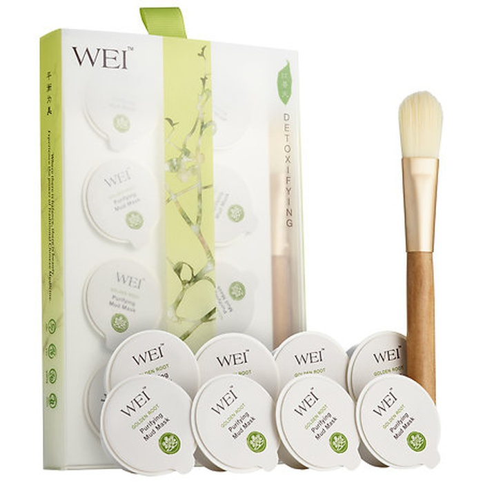 Best Acne Face Masks - WEI Golden Root Purifying Mud Mask