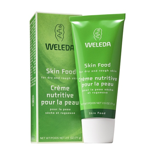 Best The Best Beauty Products to Have On Board Your Next Flight - Weleda Skin Food Face & Body Moisturizer