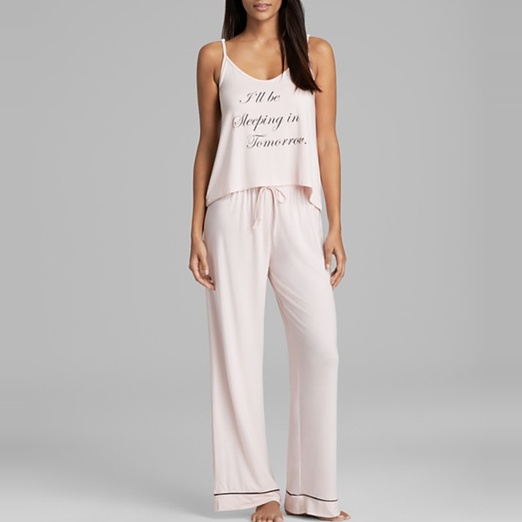 Best The Best Gifts for Slumbering in Style - Wildfox Couture Pajama Set