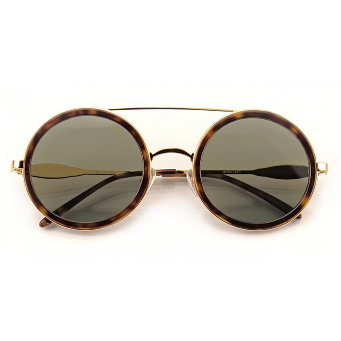 Best Brow Bar Sunglasses - Wildfox Winona Sunglasses