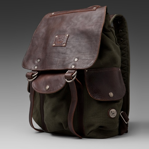 Will Leather Goods 'Lennon' Backpack | Rank & Style