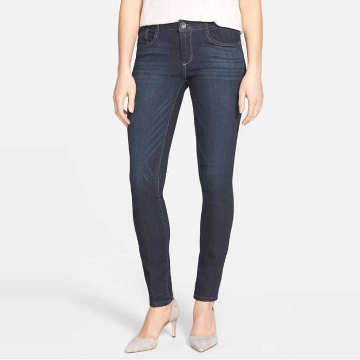 Best Skinny Jeans Under $100 - Wit & Wisdom Ab-solution Stretch Skinny Jeans
