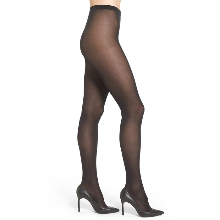 Best Black Tights - Wolford Velvet de Luxe Semi-Opaque Tights