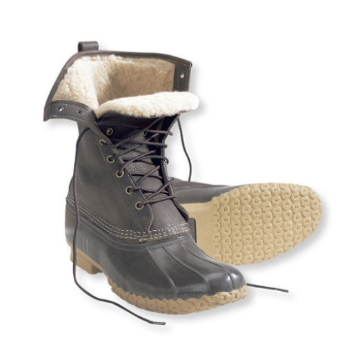 Best Cold Weather Boots - L.L.Bean Women's Bean Boots by L.L.Bean