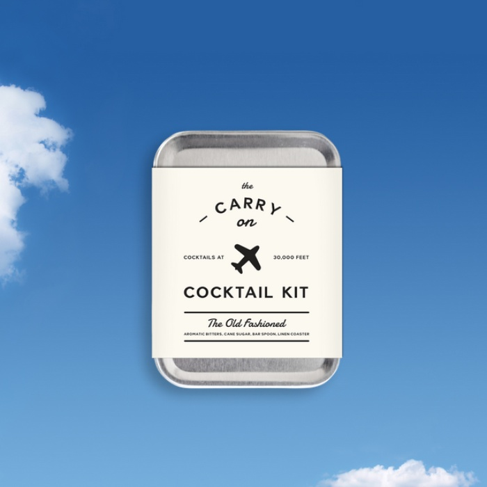 Best For the Frequent Flyer - W&P Design Carry On Cocktail Kit