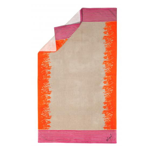 Best Beach Towels - Yigal Azrouël Color Burst Beach Towel