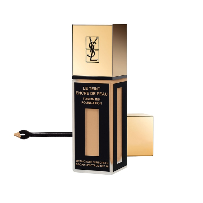 Best This Season's Newest, Buzziest Beauty Products - Yves Saint Laurent Beaute Le Teint Fusion Ink Foundation