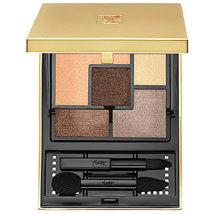 Best Eyeshadows for Your Eye Color - Yves Saint Laurent Couture Palette In 04