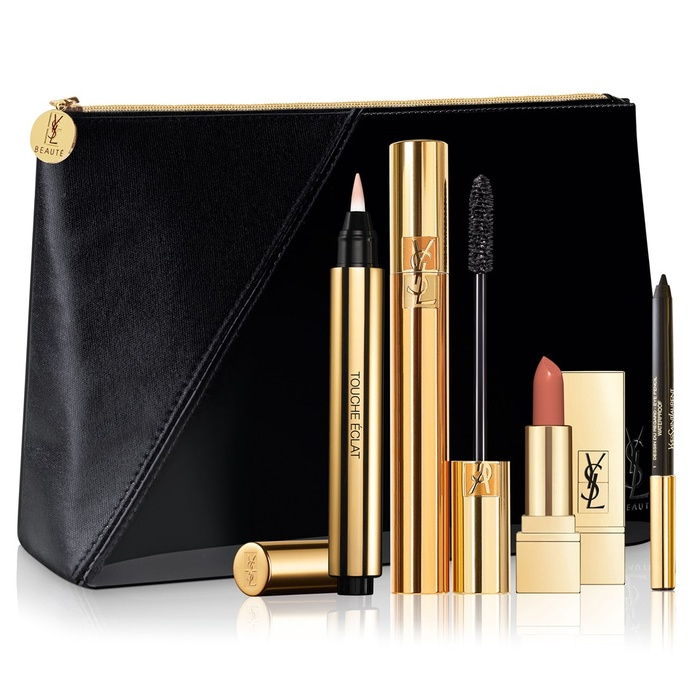 Best Luxury Beauty Gift Sets - Yves Saint Laurent Essential Makeup Set