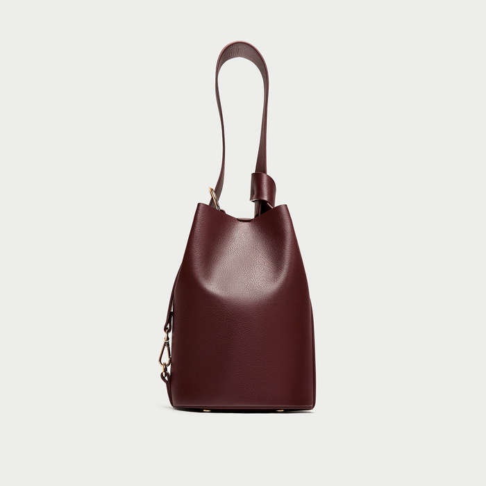 Best New Fall Arrivals Under $100 - Zara Bucket Bag Convertible in Backpack