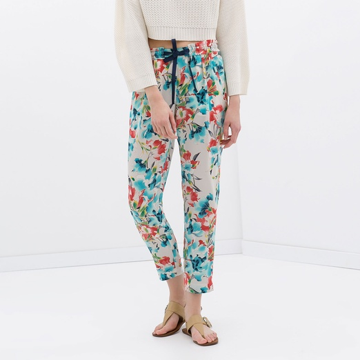 84792640 10 Best Printed Pants for Spring | Rank & Style