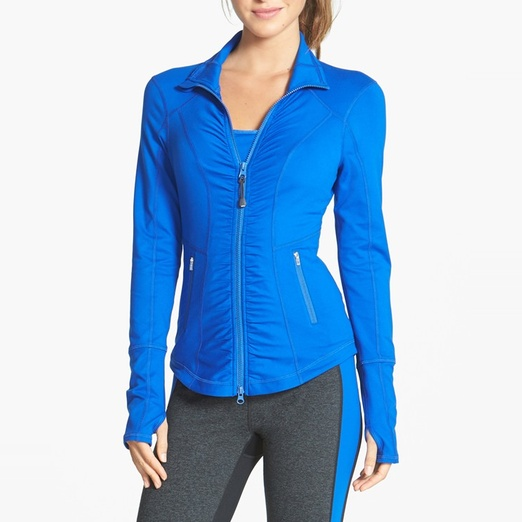 Best Workout Jackets - Zella 'Essential' Jacket