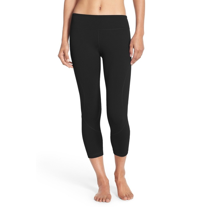 Best Yoga Pants Under $100 - Zella Live In Crop Leggings